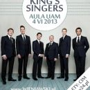 The King's Singers. Koncert 4 czerwca 2013 r.