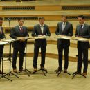 The King's Singers.  / fot. T. Boniecki (04.06.2013)